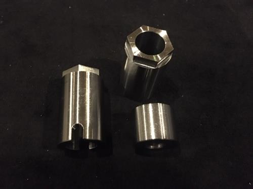 9014 Spacer bushings set
